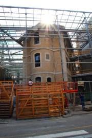 L'ancienne prison Saint-Paul de Lyon, future campus de l'Université catholique © Laura Steen /