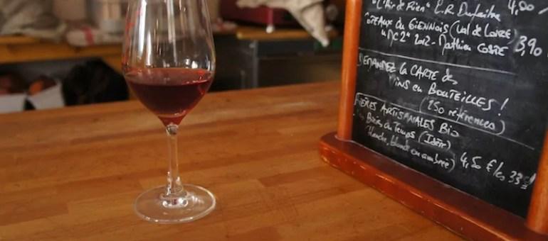 On peut enfin boire du vin naturel lyon rue89lyon for Salon du vin lyon