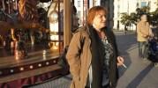 Karen, prostituée à Lyon, en octobre 2014. ©LB/Rue89Lyon