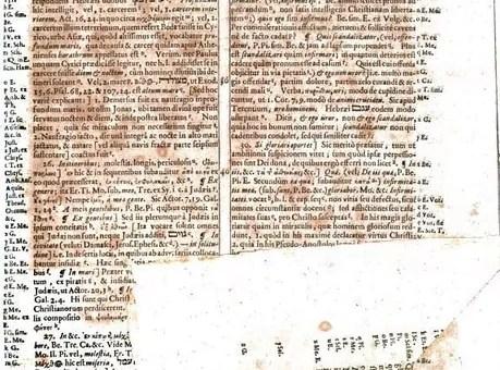 Dans les livres de la bibliothèque de Lyon scannés par Google, les traces des travailleurs invisibles