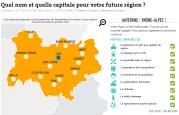 Lyon capitale d'Auvergne-Rhône-Alpes
