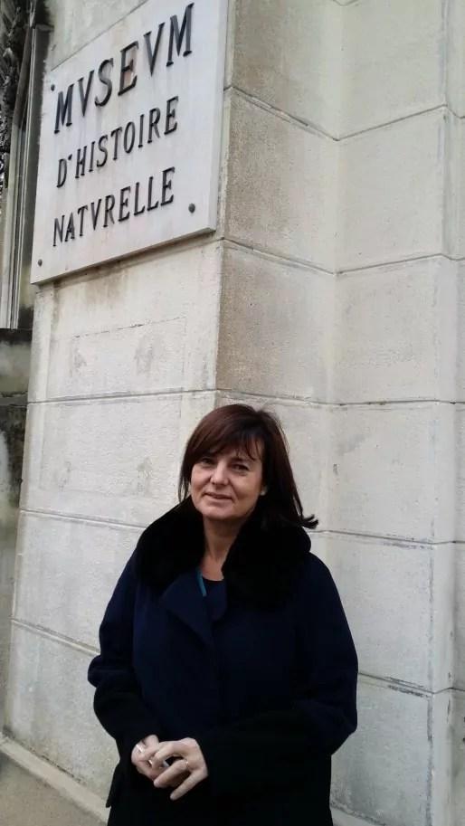 Hélène Lafont-Couturier, directrice du Musée des Confluences. ©LB/Rue89Lyon.