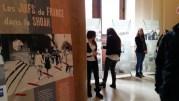 L'exposition sur la Shoah présentée en préfecture par des élèves du lycée de Givors. ©LB/Rue89Lyon