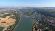 Le Rhône, la renaissance d'un fleuve. © Cocottes Minute Productions