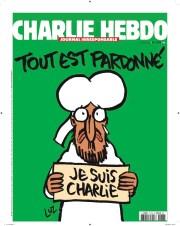La une de Charlie Hebdi du 14 janvier 2015.