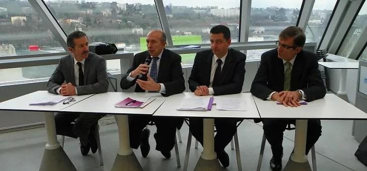 Gaël Perdriau, maire LR de Saint-Étienne, tacle Laurent Wauquiez sur la compétence écnonomique