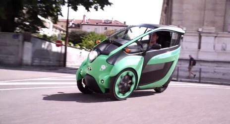 Les voitures électriques de Toyota boudées à Grenoble
