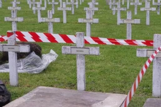 Tombe du martyr inconnu