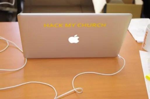 Hack my church