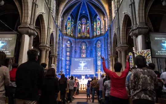 Une appli pour mieux vivre sa foi, au hackathon catholique de Lyon