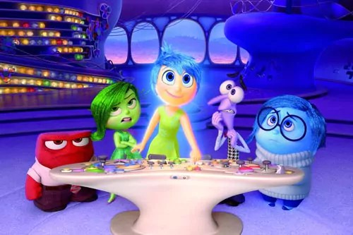 Avec Vice-Versa, Pixar bouleverse le film d'animation