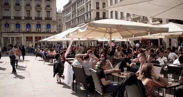 [Appli] Trouvez votre terrasse idéale à Lyon