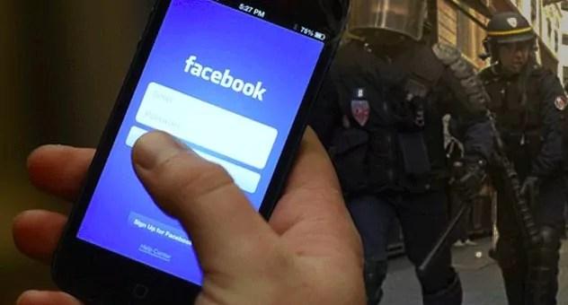 La gendarmerie veut brouiller Facebook et intercepter les textos dans les ZAD et les manifs