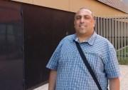 Hafid Sekhri, adhérent de l'association et conseiller du 9e arrondissement. ©LB/Rue89Lyon