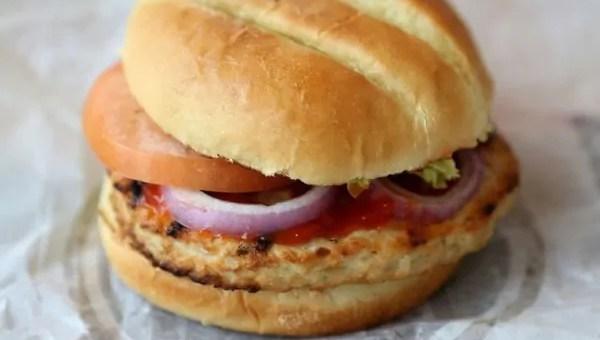 Google veut croquer du burger végétarien