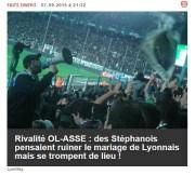 Capture d'écran du site Lyonmag