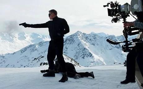 Bond en Autriche, sur les traces de Madeleine (Léa Seydoux).