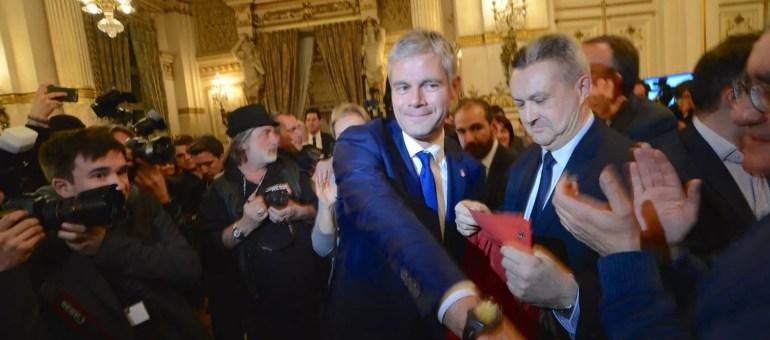 Laurent Wauquiez élu président de région : apprenez à le connaître