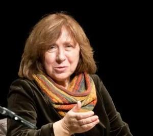 La nostalgie de l'URSS racontée par la prix Nobel Svetlana Alexievitch