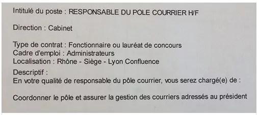 Au conseil régional, Laurent Wauquiez veut-il élargir son cabinet sans le dire ?