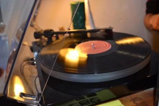 Tiki vinyl