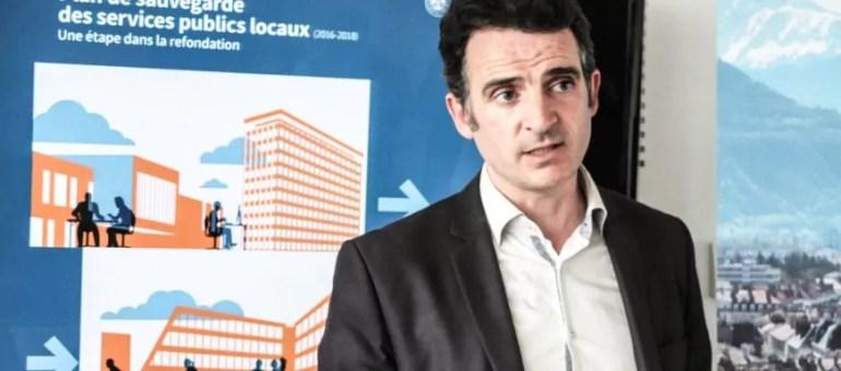 À Grenoble, l'annus horribilis d'Eric Piolle