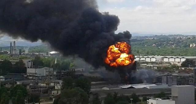 Pourquoi l'incendie à Bluestar Silicones a abouti à la mort d'un employé