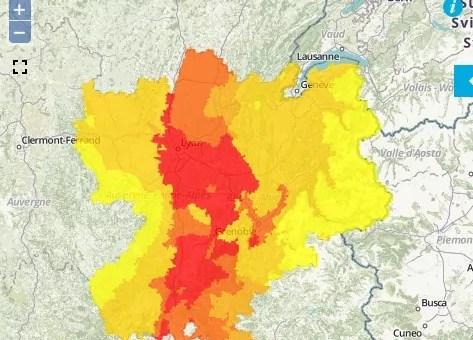 Premier pic de pollution à l'ozone pour Lyon et sa région