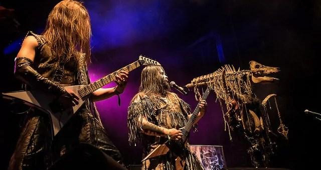 Dans l'Ain, un festival de black metal programme des groupes néonazis
