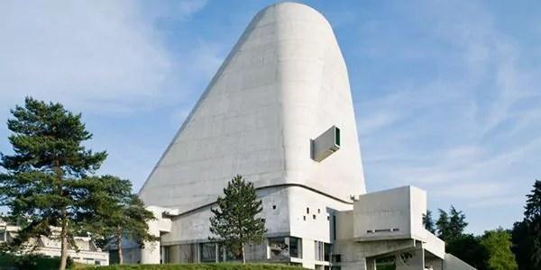 Le site Le Corbusier à Firminy inscrit au patrimoine mondial de l'UNESCO