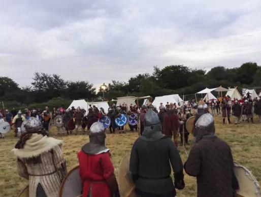 Ragnarok festival. Crédit : SR/Rue89Lyon.