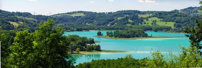 11 spots où aller se baigner depuis Lyon sans voiture