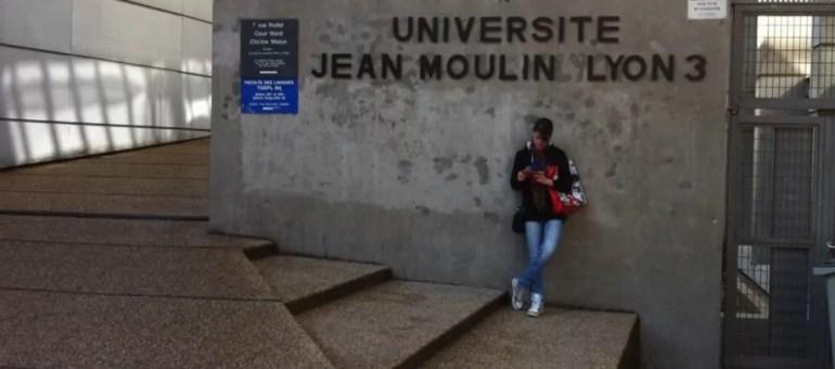 Collage, tractage et agression : l'extrême droite fait sa rentrée à Lyon3