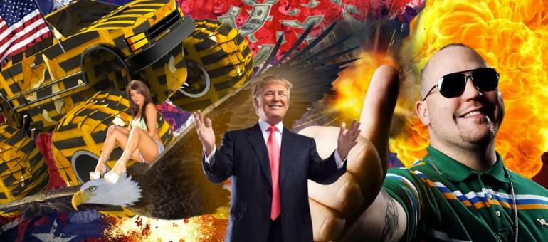 Après Donald Trump, les dix rappeurs du monde nouveau