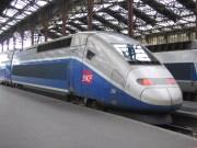 Un TGV à la Gare de Lyon, à Paris. CC : By Konrad Zielinski via Wikimedia