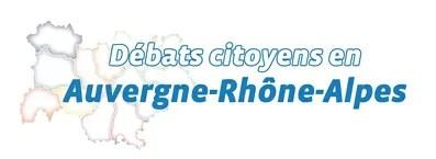Débats citoyens en région Auvergne-Rhône-Alpes – session 2016
