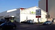 Le magasin Carrefour Contact de l'avenue Pressensé à Vénissieux où une caméra cachée a été découverte en 2016. ©LB/Rue89Lyon