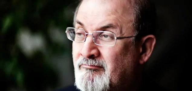 Salman Rushdie : «Si je n'avais pas été écrivain, j'aurais essayé d'être acteur»