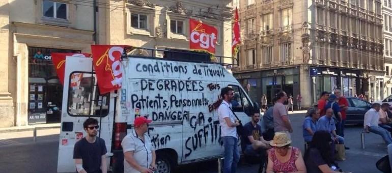Au lendemain des législatives, le Front social dans les rues de Lyon pour «ne pas laisser de répit au gouvernement»