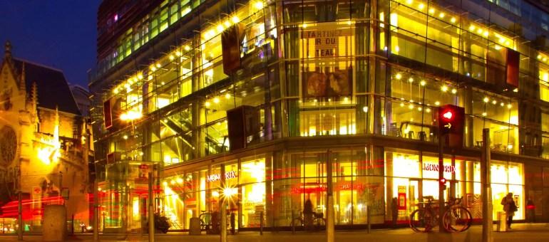 Pollution lumineuse : Lyon ne respecte pas la loi