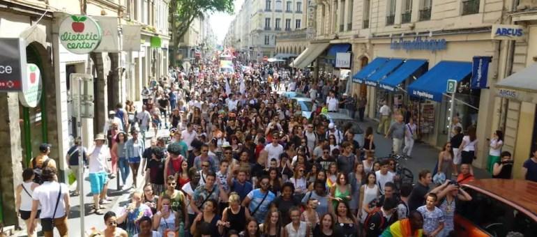 La préfecture ne veut pas de la Marche des fiertés dans le Vieux Lyon, fief revendiqué par l'extrême droite