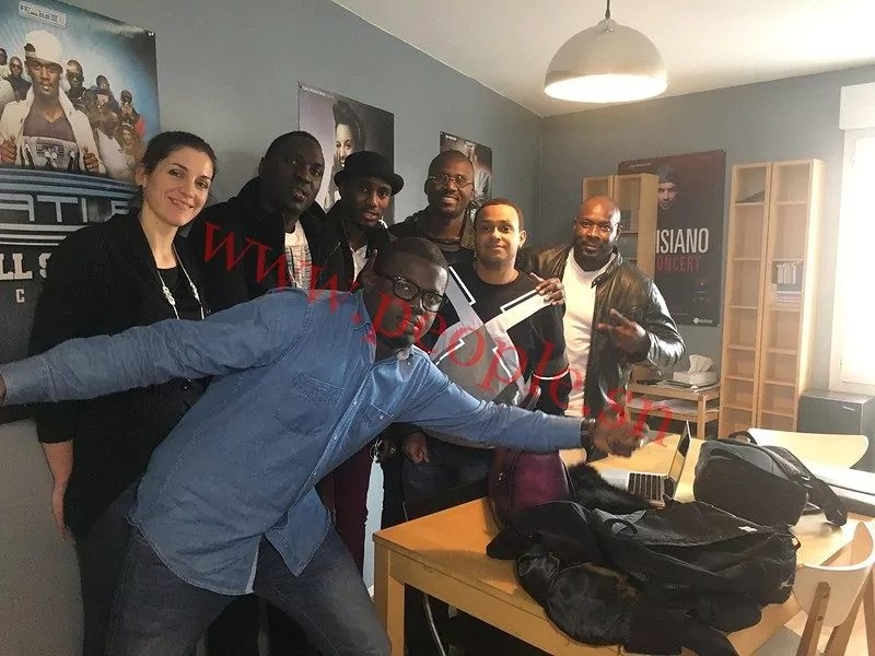 Wally Ballago Seck signe avec Yuma Productions ©People.sn