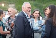 Georges Képénékian, brand new maire de Lyon (image tirée de son FB).