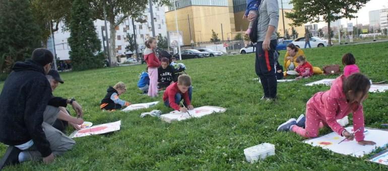 À Lyon, un collectif d'habitants sert de «bouclier humanitaire» aux migrants albanais