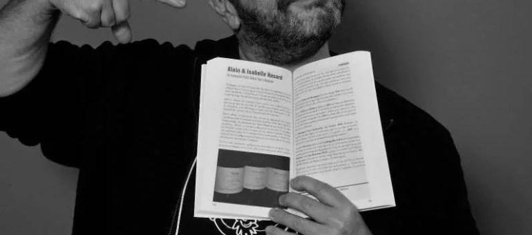 Olivier Grosjean aka Olif : «Le vin naturel est un retour aux origines du vin»
