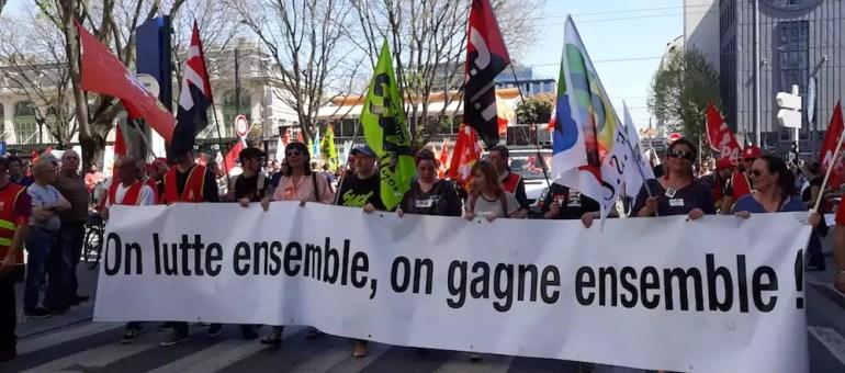 Grèves et manif du 19 avril : quelle «convergence des luttes» à Lyon ?