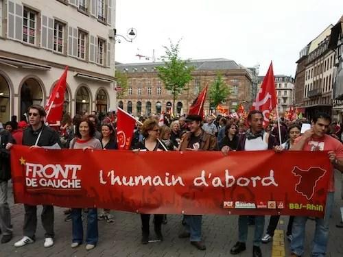 Rassemblement en soutien au peuple grec samedi