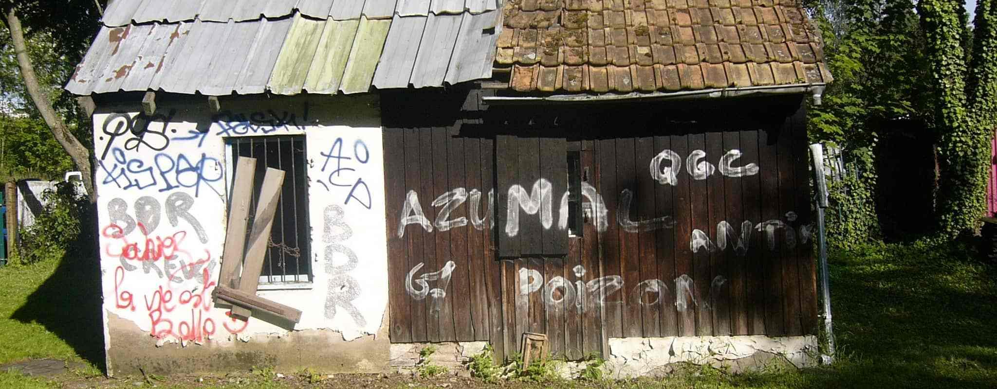 L'écrit de la rue.