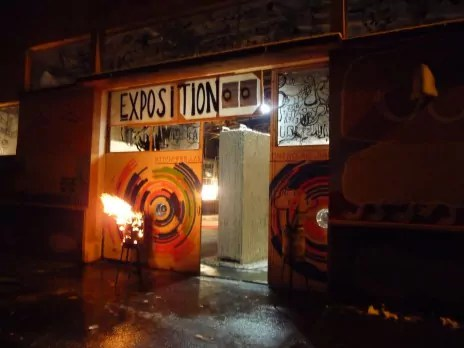 Vue de l'entrée de la SemenceRie. Photo: CR