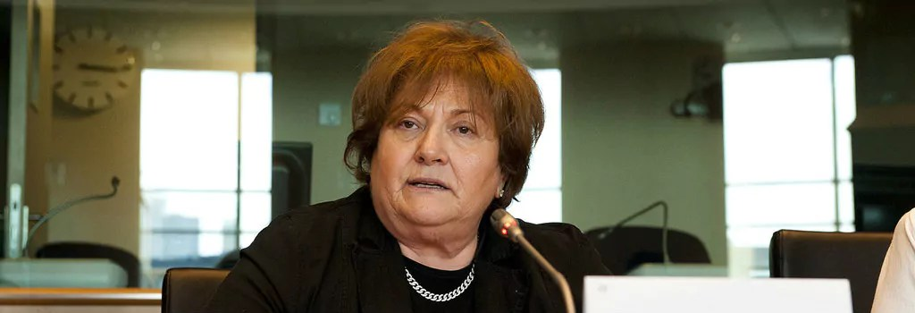 Amalia Sartori, députée européenne : «Strasbourg, c'est comme aller en prison»